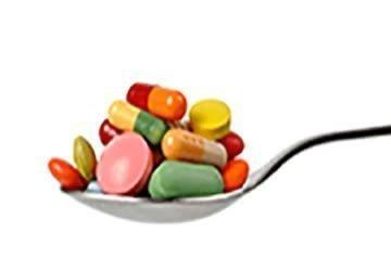 مولتی ویتامین به جای غذا